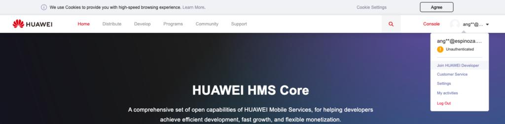 Huawei ID